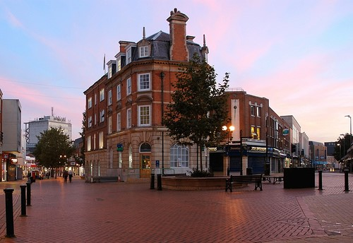 Chelmsford - city centre properties