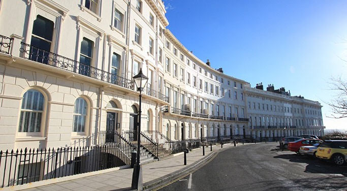 brighton housing in strong demand