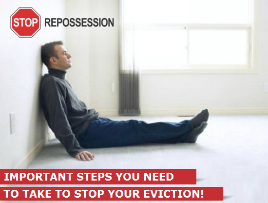 Stop My Repossession DIY Guide