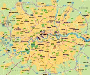 london map of ares we buy houses