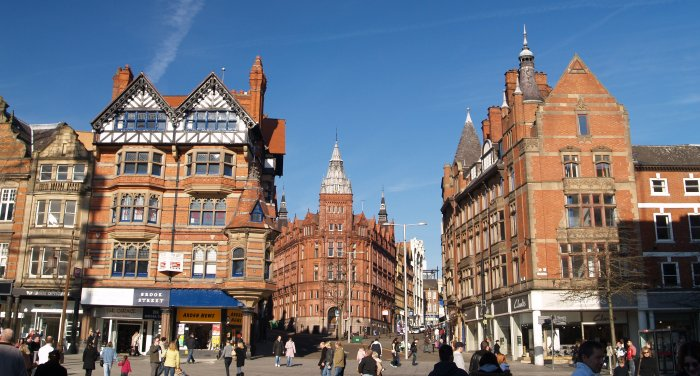 Property For Sale Nottingham City Centre